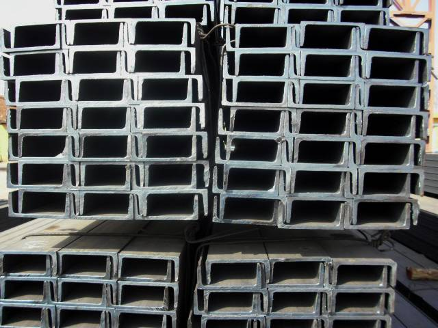 steel channel export