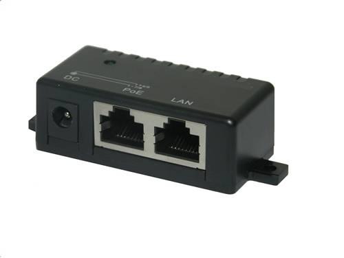 Gigabit Passive POE Injector/Splitter