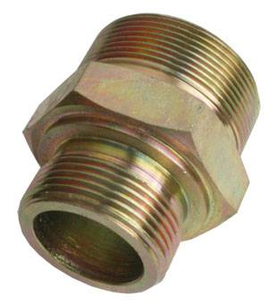 Hydraulic fitting, hydraulic hose fitting and adapters, pipe fitting, tube fitting