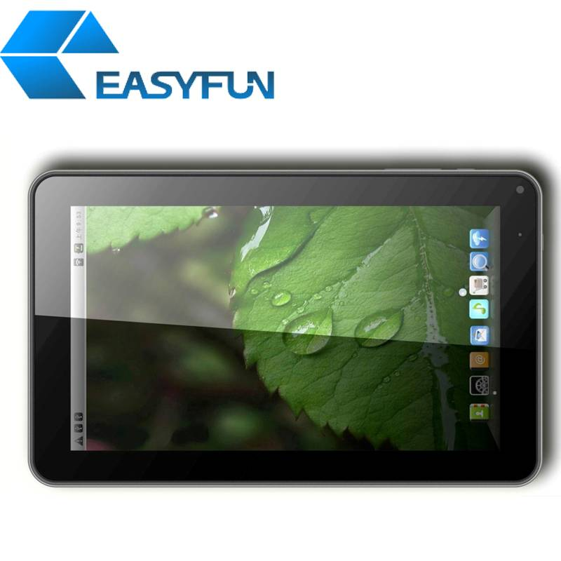 9'' Tablet PC/MID Allwinner A13 Android 4.0 DDR3 512MB/4G 5-point touch Dual camera