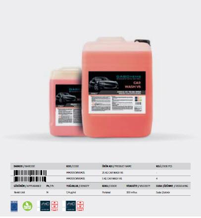 Brushless & Foamy Wash Shampoo