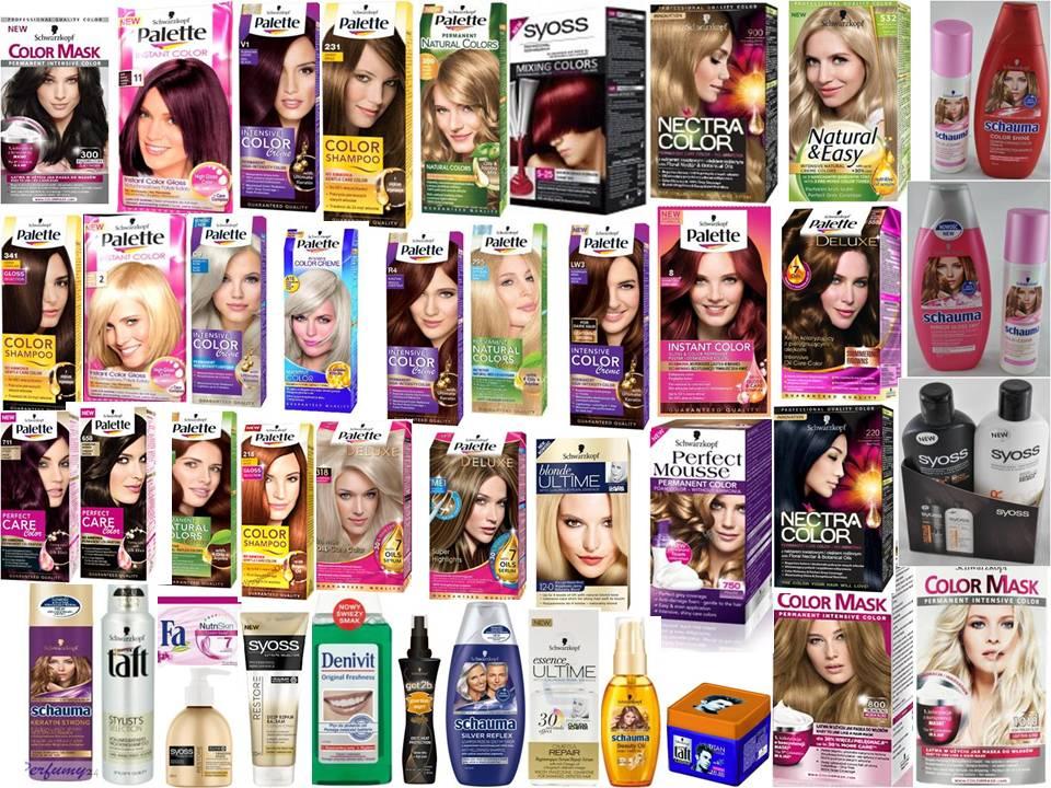 Henkel Hair care cosmetics very low prices