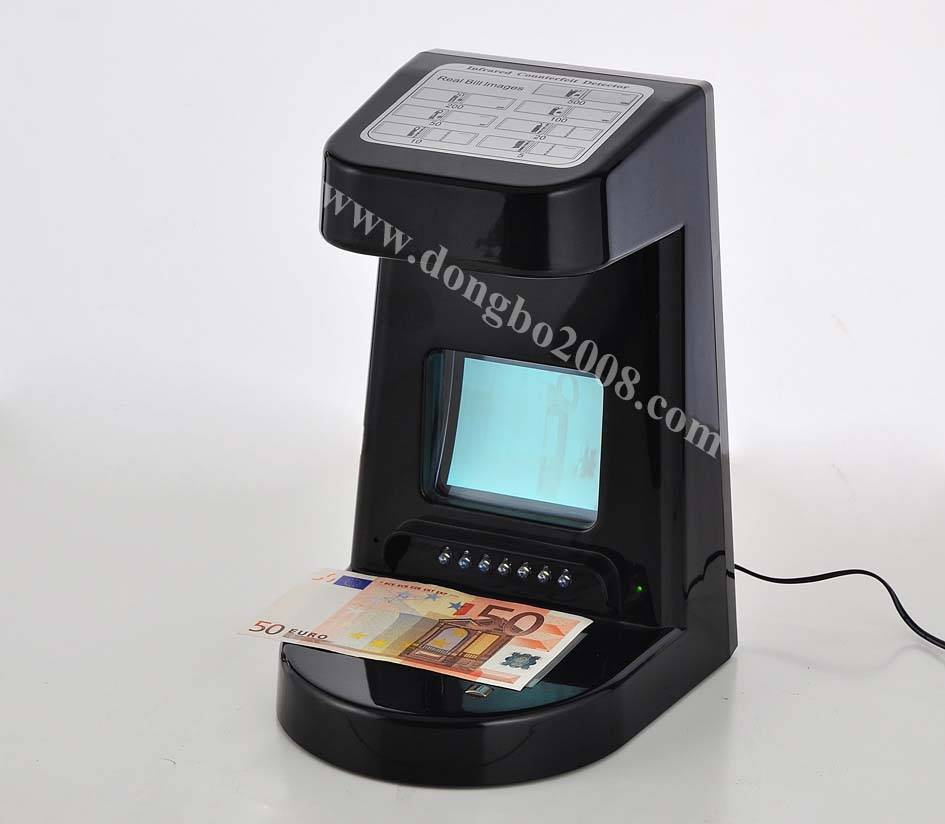 DB330 banknote authenticator