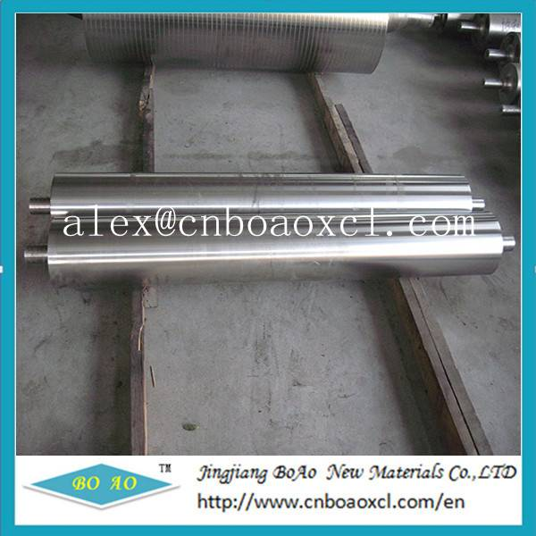 Centrifugal casting stabilizer roll used in steel mill like CAL and CGL