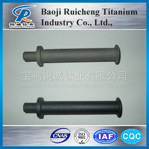 MMO Titanium anode bar for cathodic protection