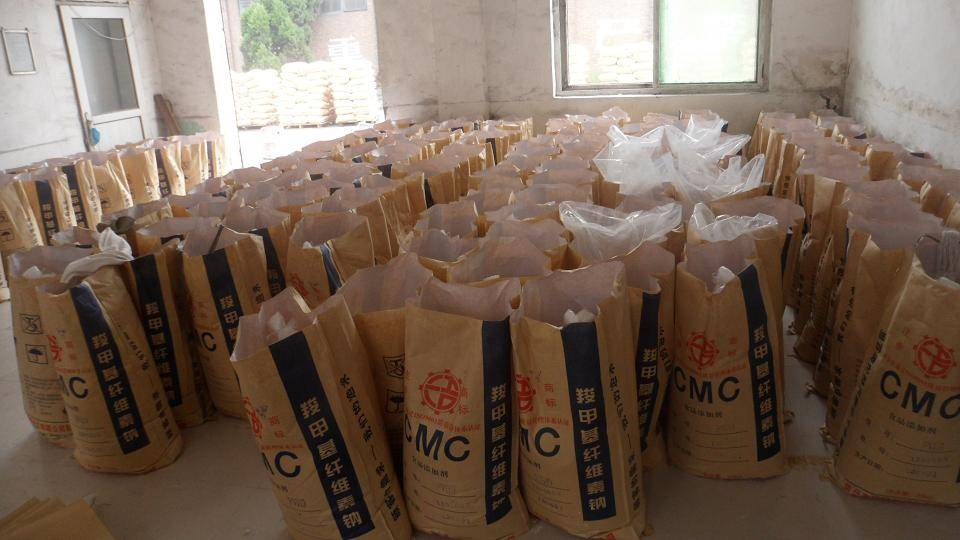 Sodium Salt of Caboxy Methyl Cellulose Hv CMC for Oil Drilling