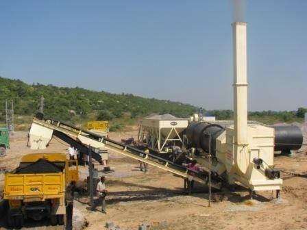 Hot Mix Asphalt Plant Manufacturers, S.P.Enterprise - India