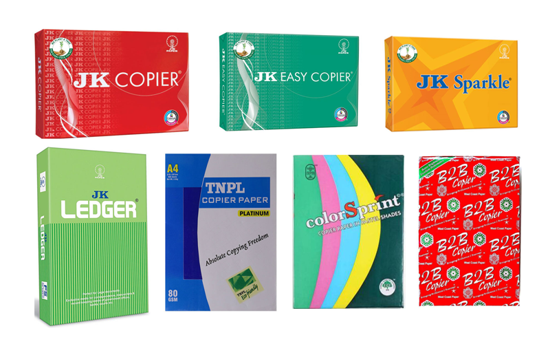 ALL PAPER PRODUCTS