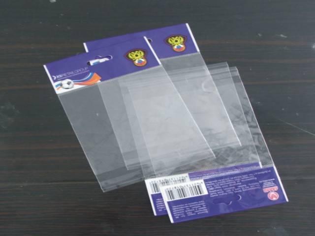 BOPP Bags / OPP Bags / Bopp Header Bag