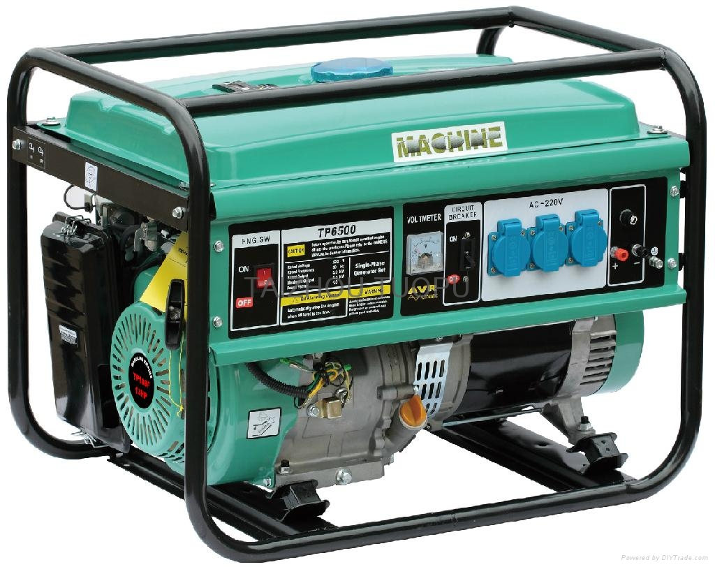 Small generator is a good helper for your field work