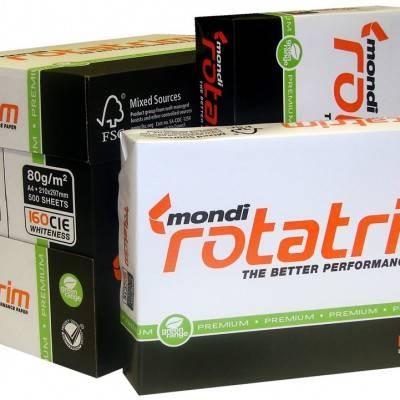 Mondi Rotatrim A4 Copy paper