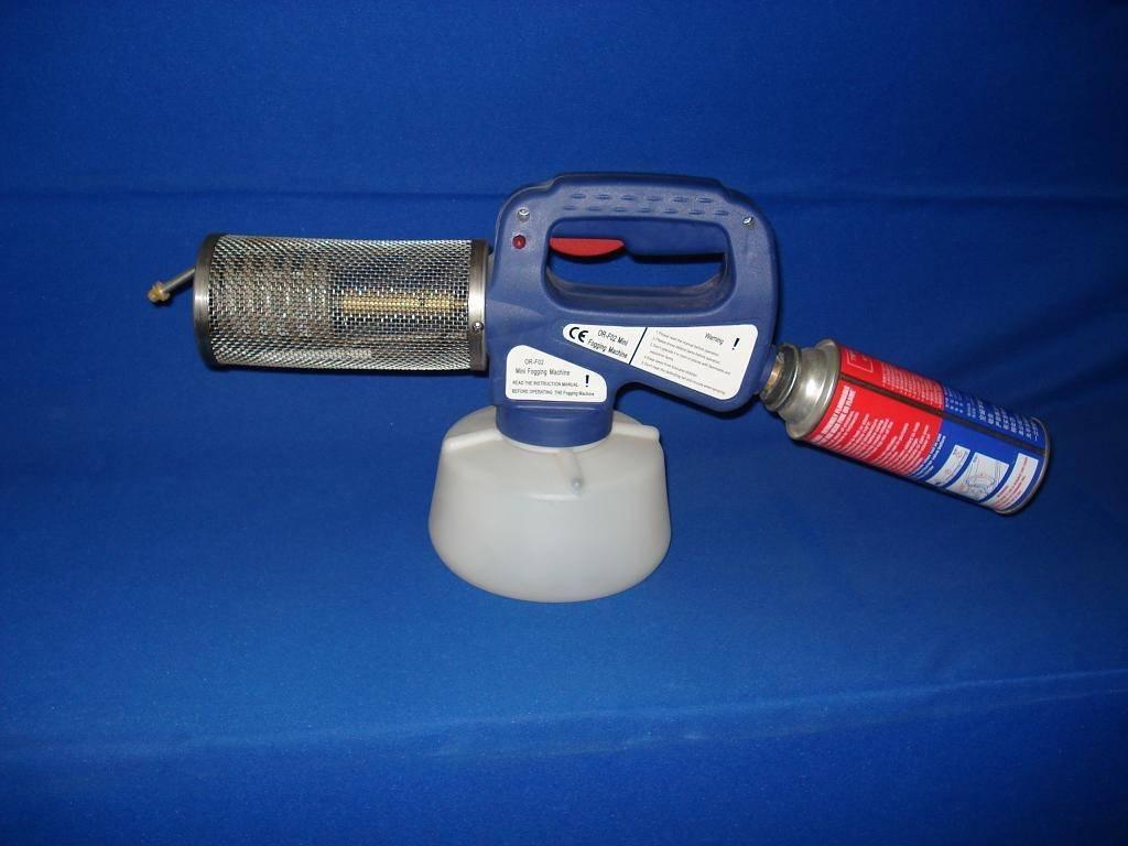 OR-F02 Mini Portable thermal fogger Special effect Smoke generator Smog Aerosol fogger Bird Control