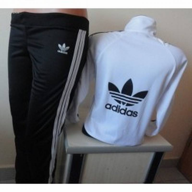 Adidas Womens Track Suit Jacket Pants