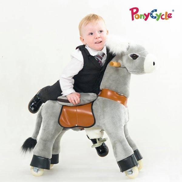 Riding horse toy walking pony toy