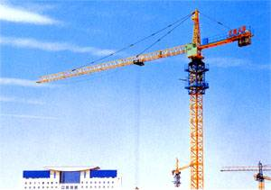 We sell Tower Crane for construction usage