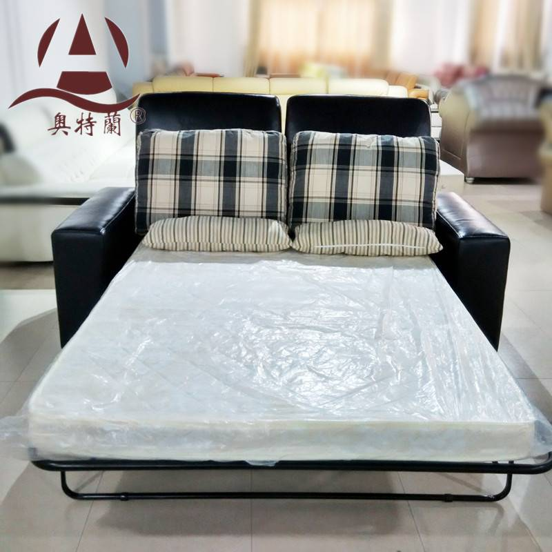 Simple multi-function folding sofa bed SC008