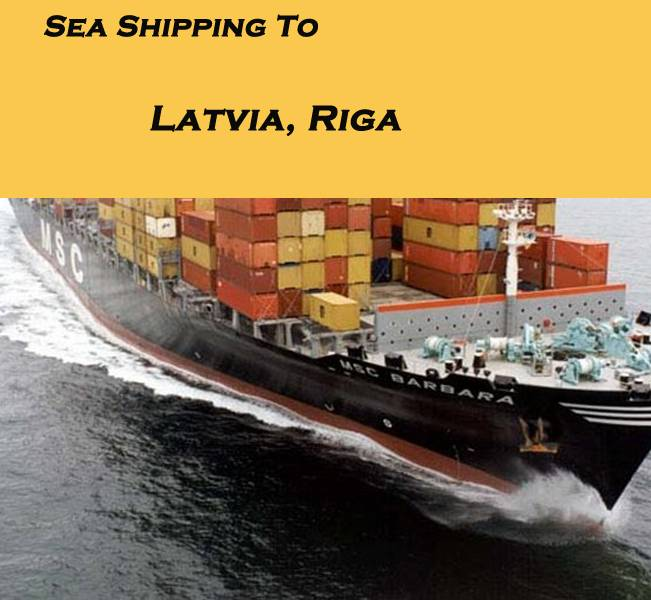 Sea freight cost from Guangzhou/china sea transport cost