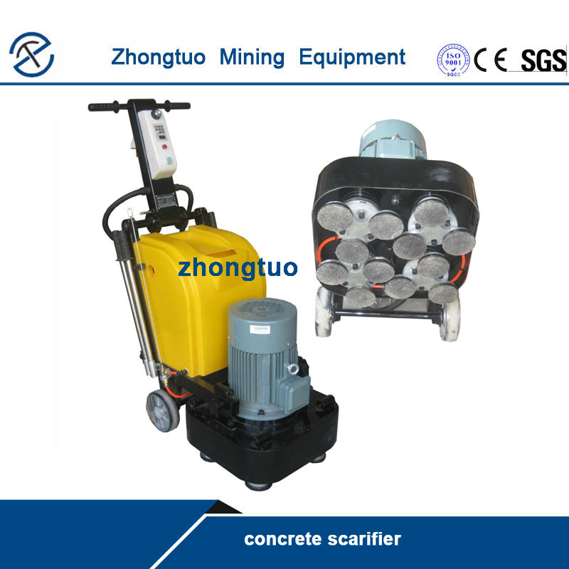 China concrete floor grinding machine manufacturers