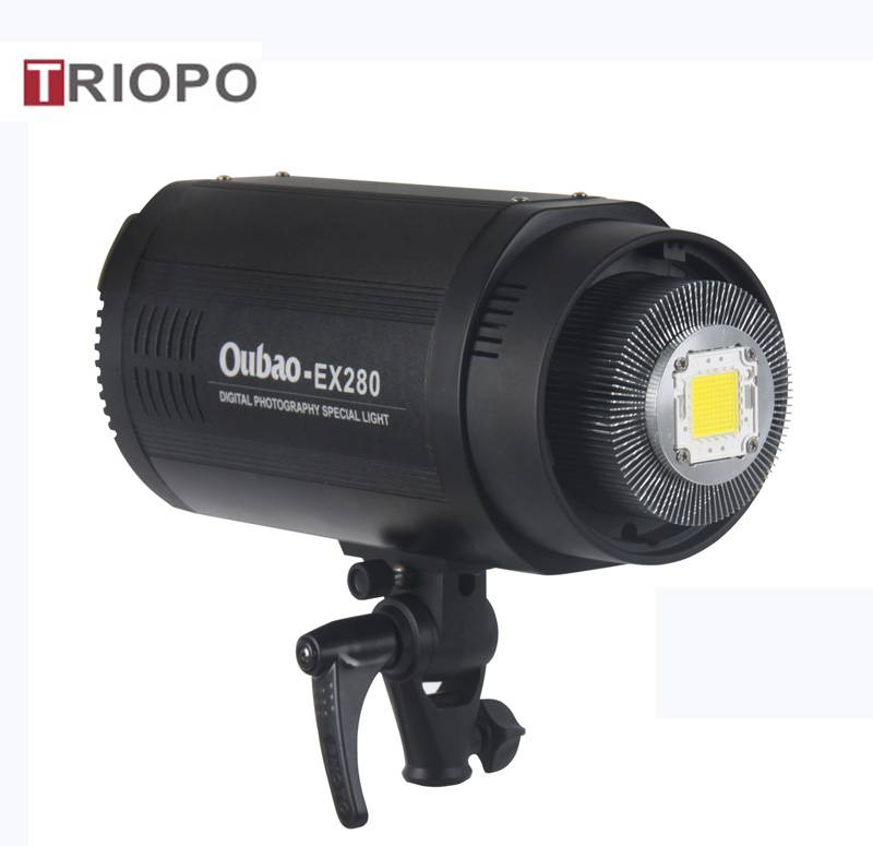 OUBAO 100/200w photo and video led light,studio light,professional video equipment ,photography equi