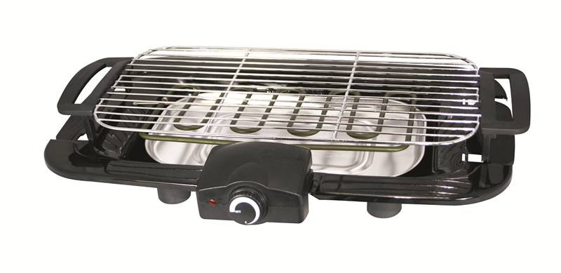 Electric oven for BBQ