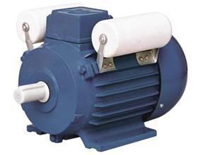 Single phase asynchronous motor