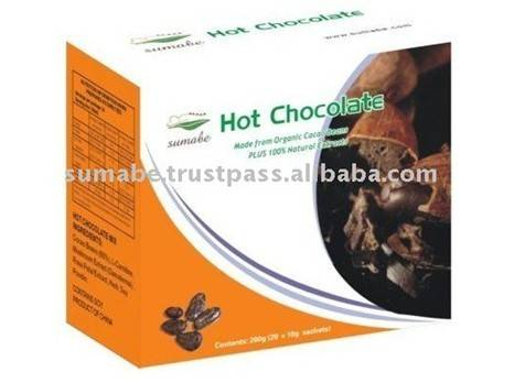 Effecive diet hot chocolate-Certified Organic Hot Chocolate by Sumabe