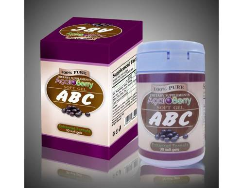 Acai Berry Slimming Capsules(ABC)