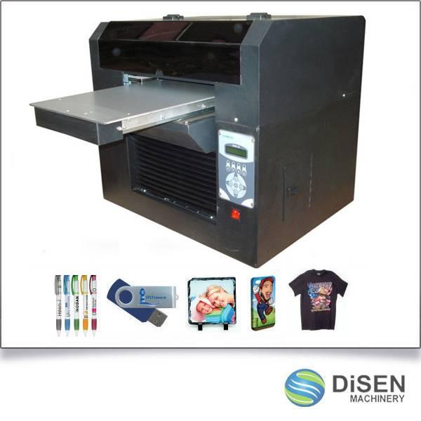 High Quality UV Flatbed Printer Digital Printer Manufacturer