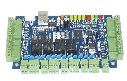 4 door TCP/IP Access Control Board