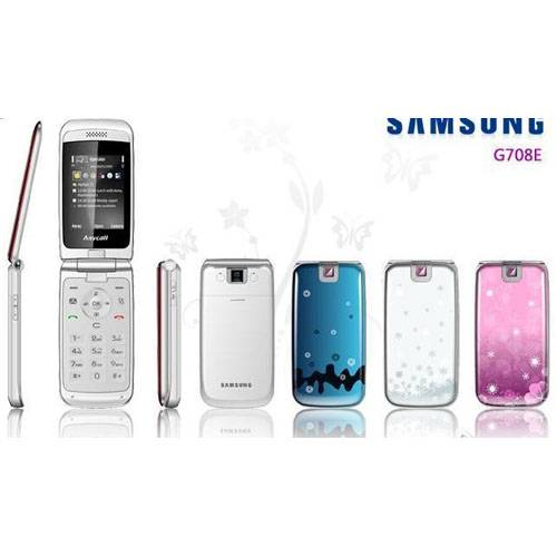 Wholesale Samsung Clone Anycoll G708E Cellular Phones