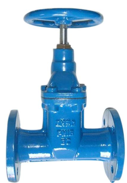 gate valve DIN3352
