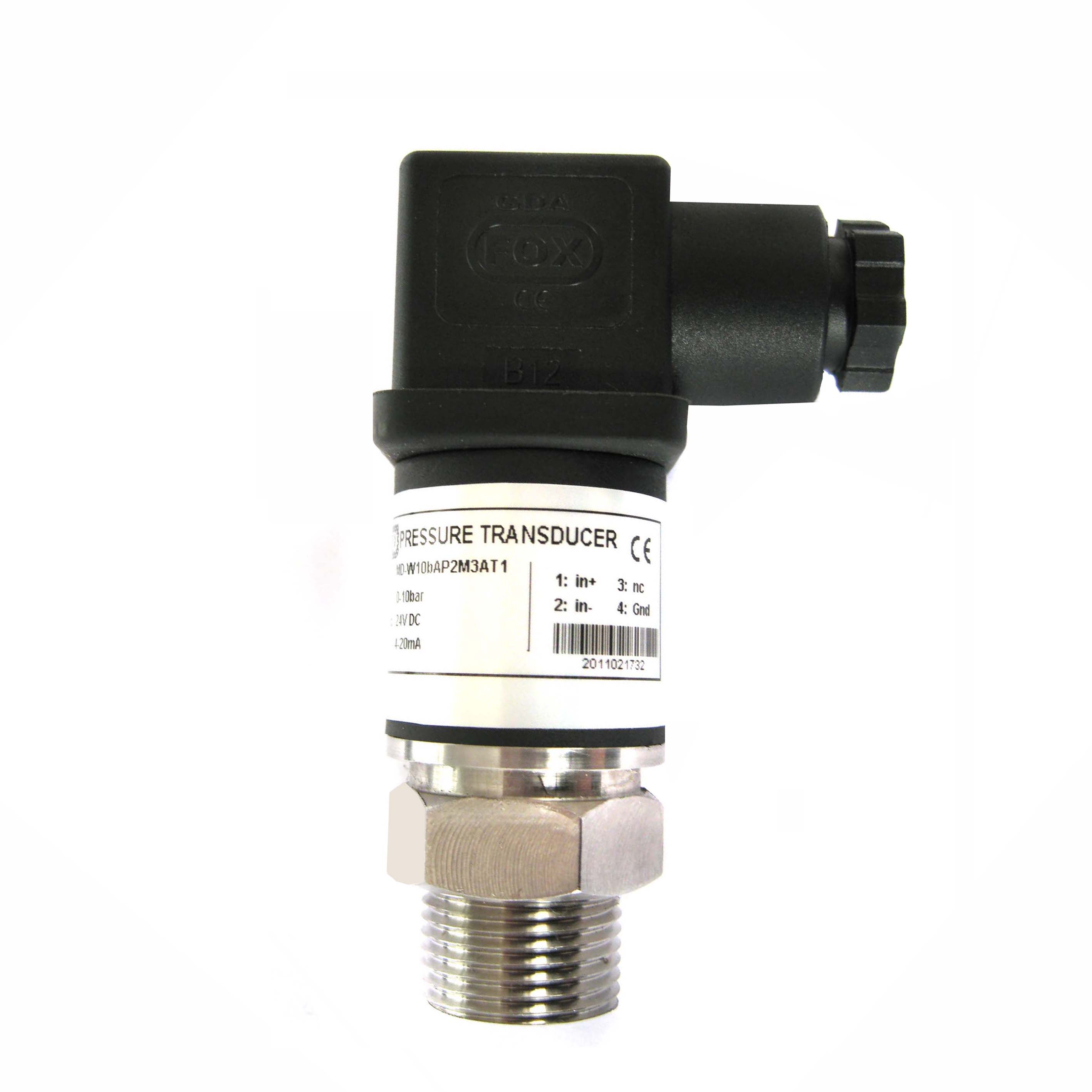 Md-w constant pressure sensor for water supply