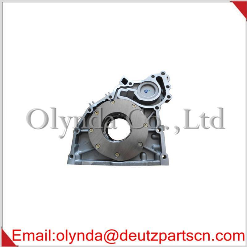 Front Cover-Oilpump