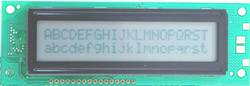 sell 20x2 character lcd module,COB,without led backlight