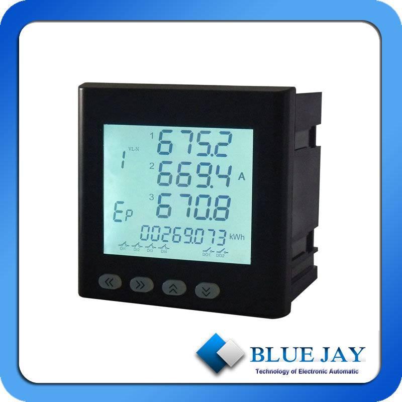 Single phase digital active power meter,reactive power meter