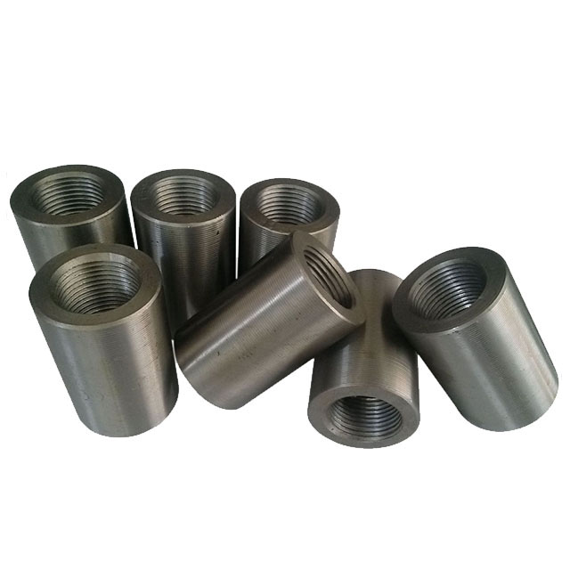 Mechanical Steel Rebar Parallel Thread Couplers