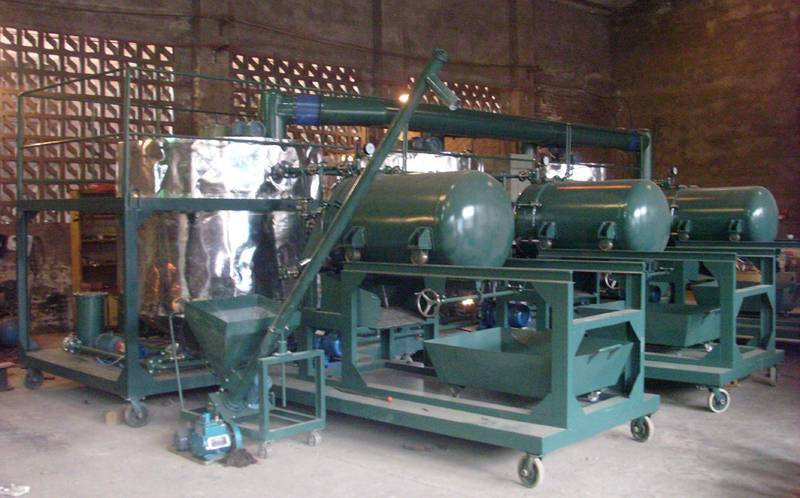 NRY series engine oil purifier