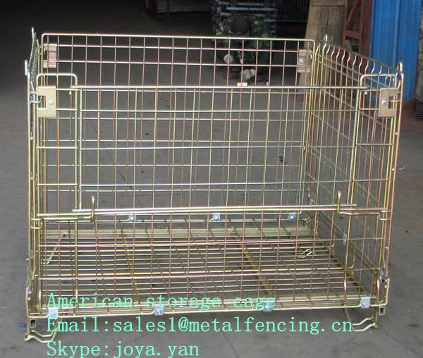 American storage cage