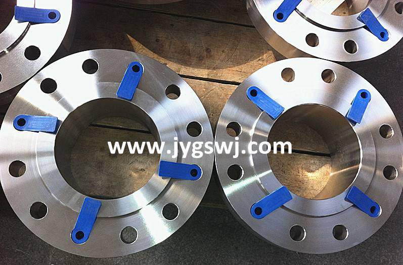 Sell F316L stainless steel pipe flanges