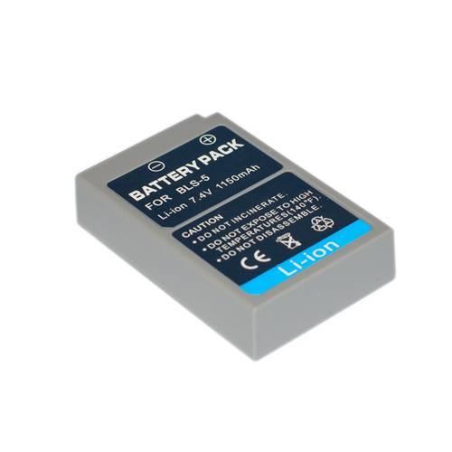 Camera Battery BLS-5 for Olympus EM10