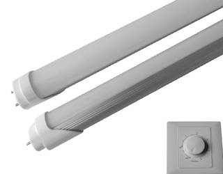 T8 led tube light dimmable CHINA leviton philips nxp cotroller CE RoHS