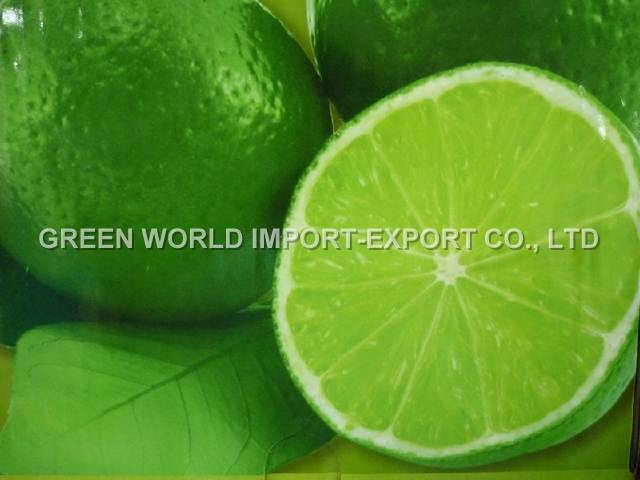 VIETNAMESE GREEN LEMON WITHOUT SEED
