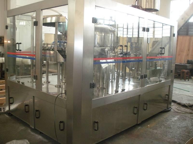 5L Water Filling 3 in 1 Machine( CF-Series)