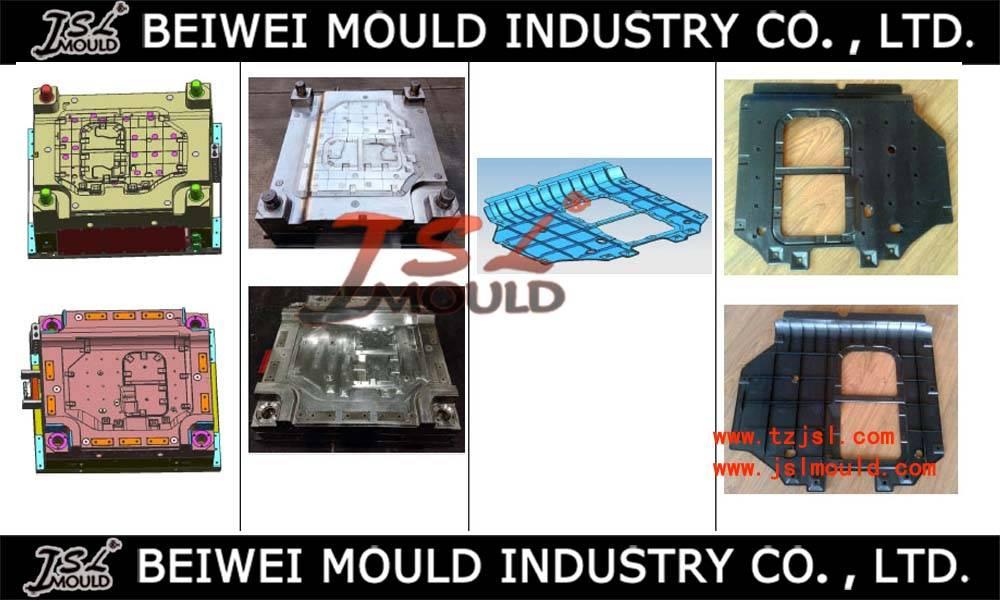 OEM Custom Injection plastic auto engine cover mold