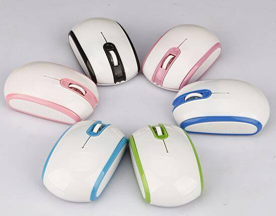Wired USB Optical Colorful Mouse MO-325