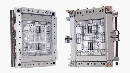 plastic injection mould maker