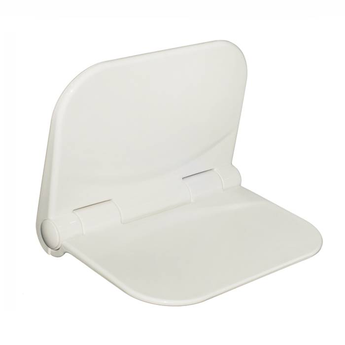 Wall Mounted PP folded Shower Seat
