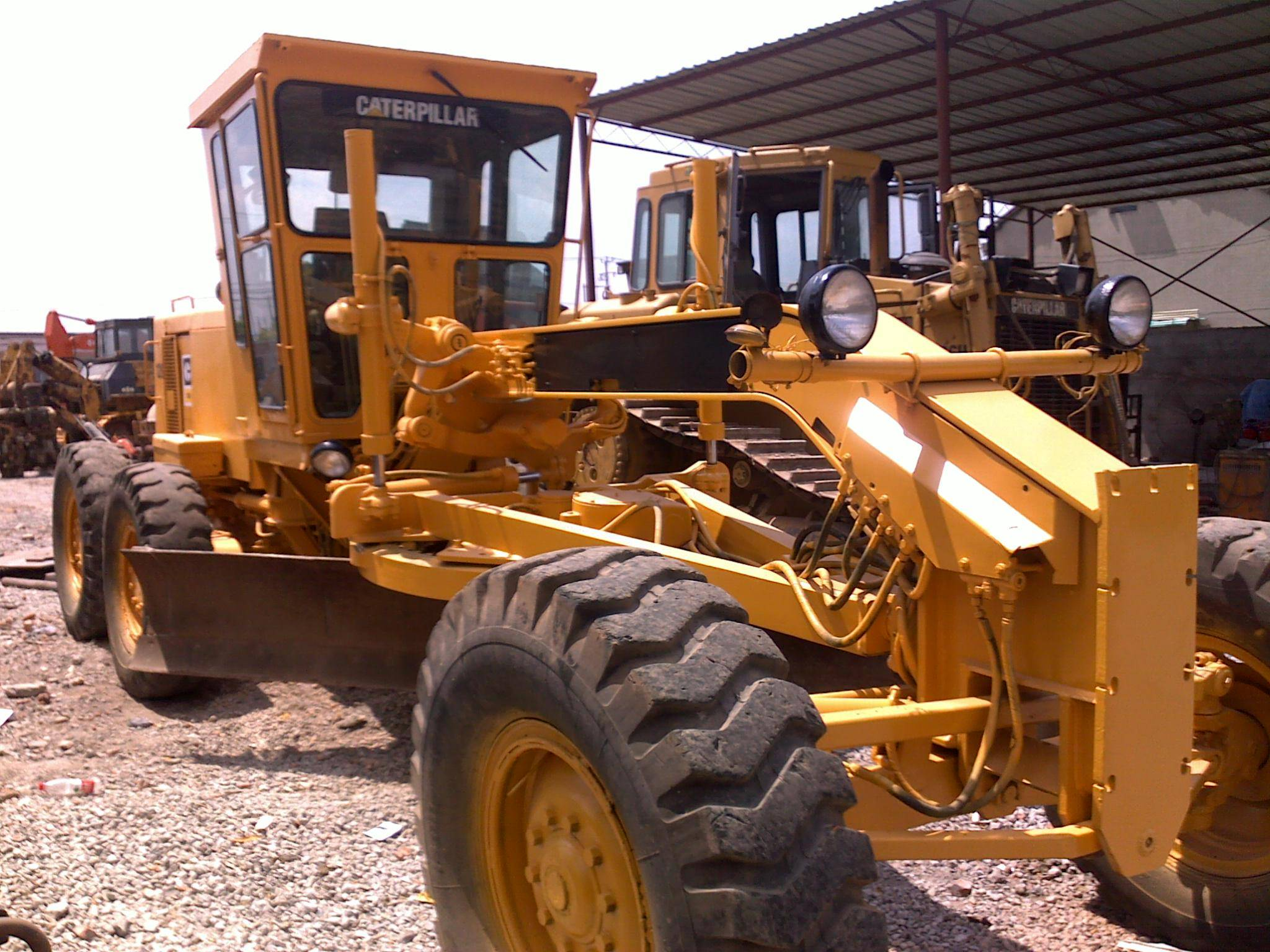 CAT 12G used graders,caterpillar graders for sale