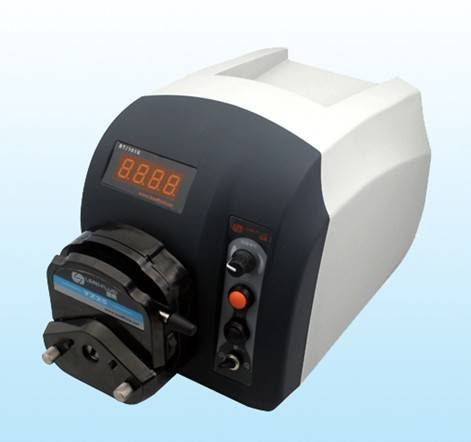 BT101S variable speed peristaltic pump