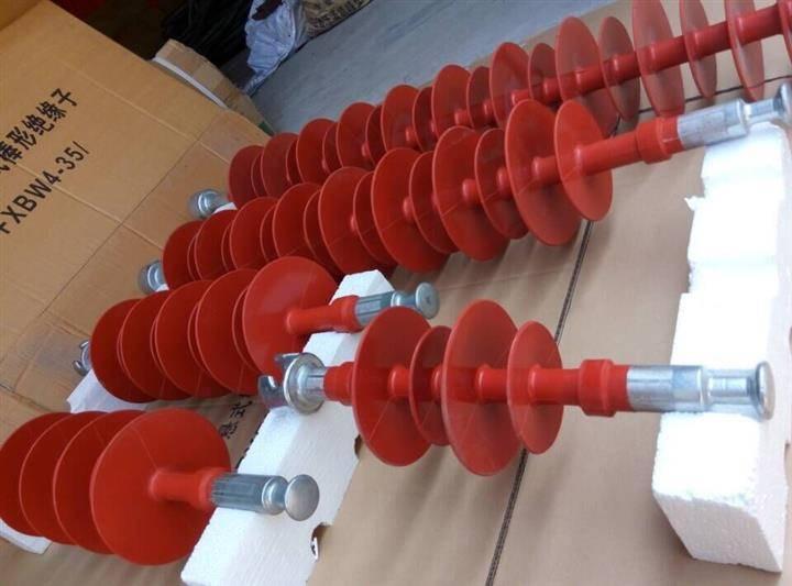 transformer anti-pollution 35kv pin insulator